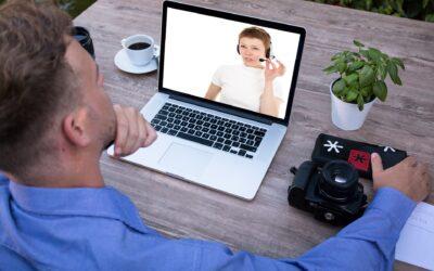 Sådan holder du effektive møder online